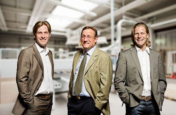Jusken und Matthias steigen in das elterliche Unternehmen ein