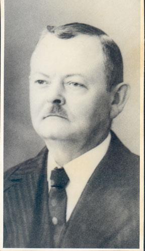 Gründer August Geiger 1905